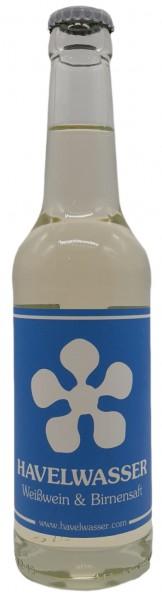 Havelwasser Weiß Bio - Birnensaft küsst Weißwein 330ml 4260415330598