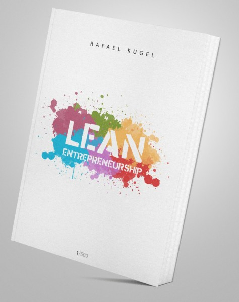 "Buch ""Lean Entrepreneurship"" Hardcover"